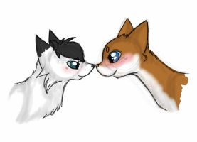 (KaD) Smokecloud x Bambispots by TheClansOf-TheValley