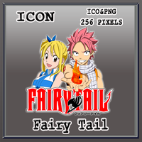 Fairy Tail Icon by Myk-2103