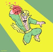 Iron Fist by Hartter