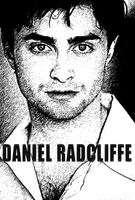 Dan Radcliffe Black and White by xmcpheeverx