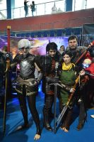 Dragon Age cosplay UniCon 2015 by HydraEvil
