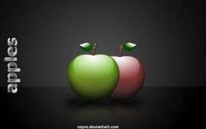 apples by ozyre
