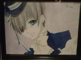 black buttler ciel phantomhive dance by RayRayAnime