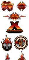 Xtreme Off-Road Logotypes 1 by armageddon