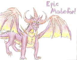 Epic Malefor by Tallest-Ariva