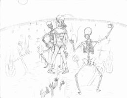 WIP: Halloween pic 2 by all-the-lovely-death