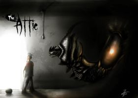 The Attic by Giar3579