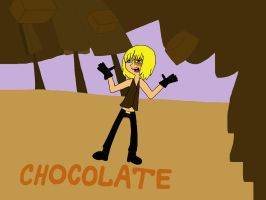 World of chocolate by Hedgehog-Russell