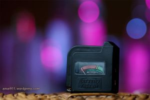 Battery Tester by amai911