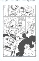Fantastic Four sub page 2 by artistjerrybennett