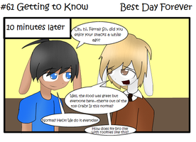 #61- Getting to Know - Best Day Forever by J-M-X-P