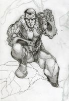 X-men - COLOSSUS by YannWeaponX