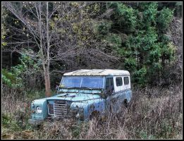 Final Parking by Arawn-Photography