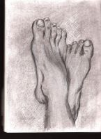 Feet Composition by timmieee