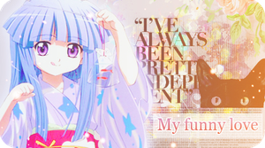 My funny love by Sosweetforyou