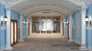Lobby Corridor Project by zoomzoom