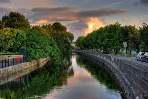 River in Galway by citrusandlime