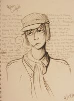 Holden Caulfield by animejunkie106
