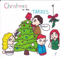 Christmas in the TARDIS by ArchitectSong