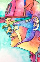 Woody Hayes by tbeistel