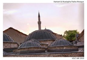 Mustapha Pasha Mosque by bx