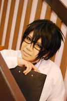 DRRR: Shinra 1 by k-agami
