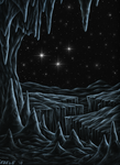Cave of Eternity by AstroVisionary