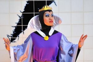 FANIME 2011: Evil Queen 16 by Tehodda