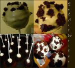 My First Time Making Brownie Pops by InkArtWriter