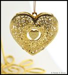 Ornate Heart by Ransolo