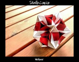 Stella Conica by wolbashi