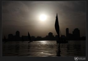 The Majestic Nile by Simba-Sherif