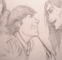 Neville and Bellatrix by mjOboe