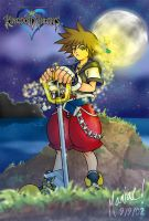 Sora and Tink by MichaelMayne