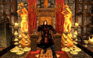 The King of an Equal Tamriel by Azmodan01