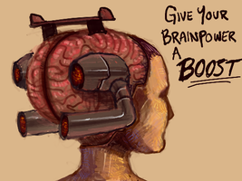 Give Your Brainpower a Boost by angryzenmaster