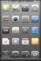 Momentum iPhone theme by BlueMondayPumpa