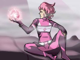 Aelita Alone by CluelessGhost