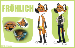 Frohlich Sheet by Zerda-Fox