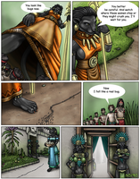 The Lost Golden Staff of The Dragon Queen 60-80 by DragonessLife