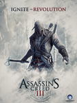 Assassins Creed III Poster 2 by BreakerCreations