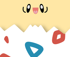 Togepi by xneetoh