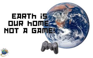 Save The Earth by storageroomdotorg