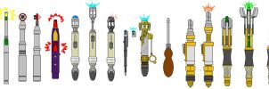 Update Sonic Screwdriver03 by Elkaddalek