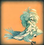 fancy pigeon by CoconutMilkyway