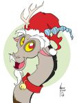 Merry Christmas from Discord by GenkiGoth
