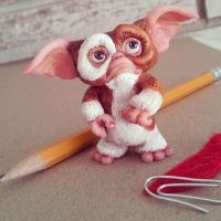 Gizmo Miniature by Christina Patterson by Christina-Patterson
