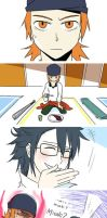 K-Project Eating Time by tinling