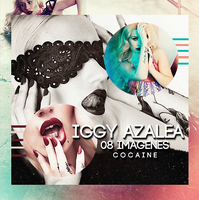 Iggy Azalea Photopack #3 by COCAINEditions