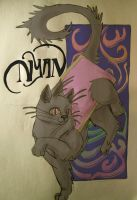 Le Chat Nyan by Horace-Bulregard